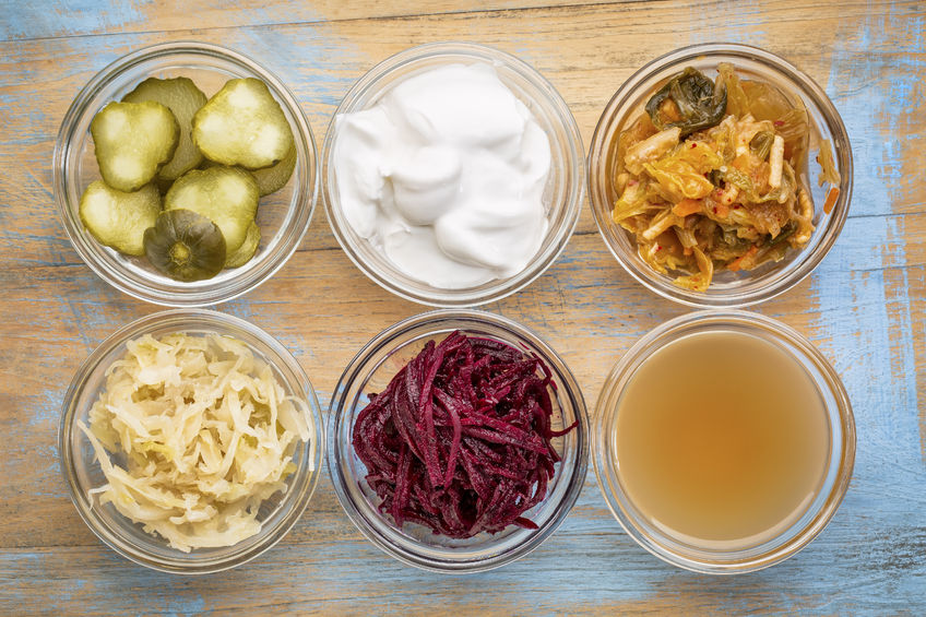 Best Probiotic Foods to Improve Your Gut Health