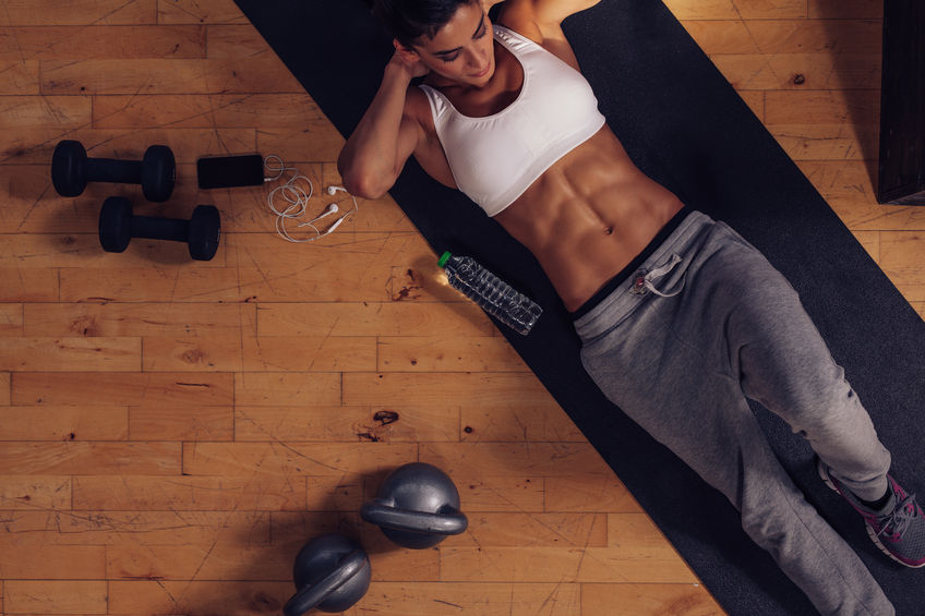 Get Better Abs… By Doing Less, More Effectively (4 tips!)